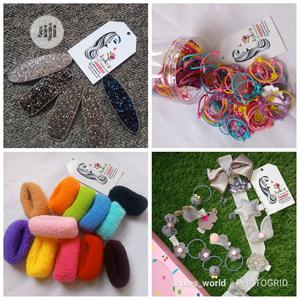 Cute Baby Girl Hair Gift Accessory | Babies & Kids Accessories for sale in Lagos State, Alimosho