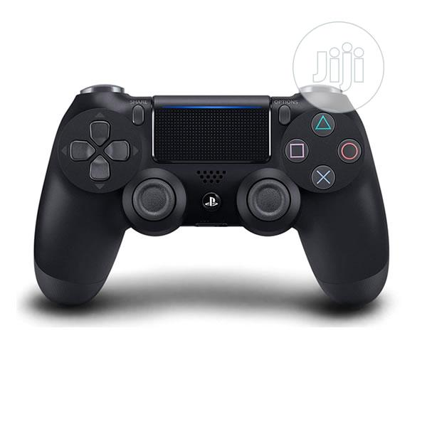 Dualshock 4 Wireless Controller For Playstation 4   Accessories & Supplies for Electronics for sale in Ikeja, Lagos State, Nigeria