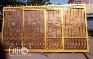 Wrought Iron Rolling Gate | Doors for sale in Imo State, Orlu