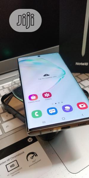 New Samsung Galaxy Note 10 Plus 5G 256 GB Silver | Mobile Phones for sale in Kaduna State, Kaduna / Kaduna State