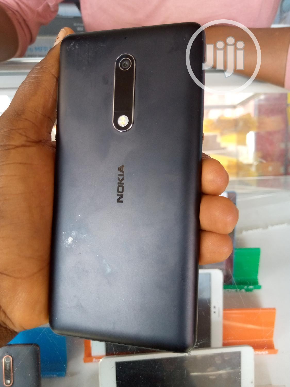 Archive: Nokia 5 16 GB Black