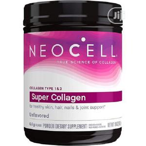 Neocell Super Collagen Powder, 6.6oz, Non-Gmo, New Pack   Vitamins & Supplements for sale in Lagos State, Ojo