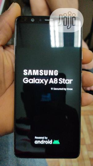 Samsung Galaxy A9 Star 64 GB White | Mobile Phones for sale in Lagos State, Ikeja