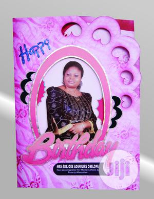 Handmade Greetings Card, Creative Customized & Durable Cards | Stationery for sale in Lagos State, Yaba