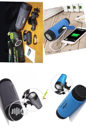 Zealot S1 Bluetooth Speaker(Power Bank,Bike Mount,Carabiner) | Audio & Music Equipment for sale in Lagos State, Ikeja