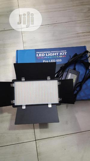 Pro LED 600 Professional Video Light | Accessories & Supplies for Electronics for sale in Lagos State, Lagos Island (Eko)