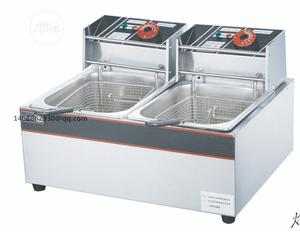 Deep Fryer Electric Fryer Industrial Electric Fryer Machine | Restaurant & Catering Equipment for sale in Abuja (FCT) State, Kubwa