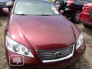 Lexus ES 2008 350 Red   Cars for sale in Lagos State, Apapa