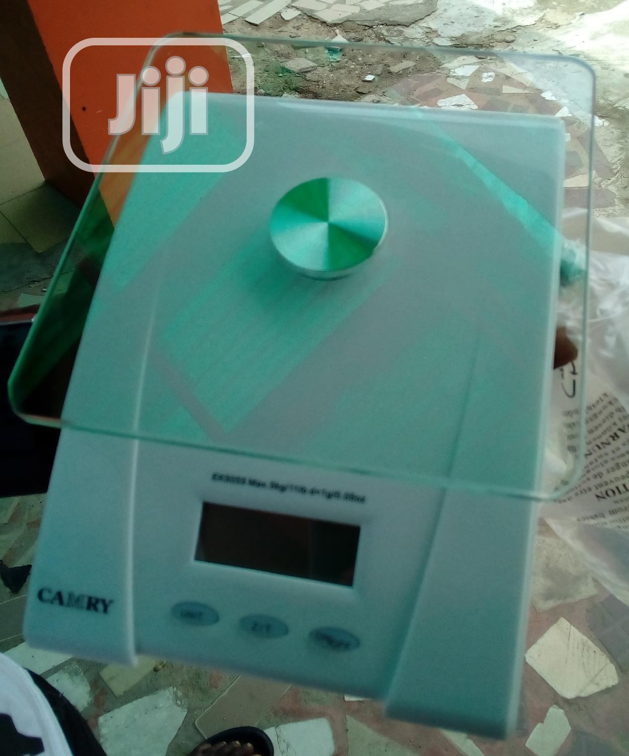 Archive: 5kg Digital Scale Camry