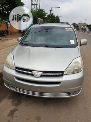 Toyota Sienna 2005 XLE Limited Silver | Cars for sale in Lagos State, Ikeja