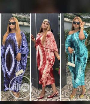 Original Silk Adire Material   Clothing for sale in Lagos State, Lagos Island (Eko)