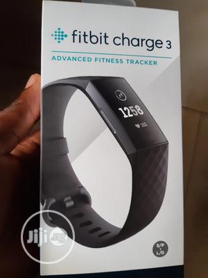 Fitbit Charge 3 Fitness Tracker   Smart Watches & Trackers for sale in Lagos State, Ikeja