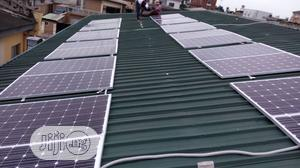Solar Panel Installation Inverter Battery Controller Energy | Building & Trades Services for sale in Lagos State, Amuwo-Odofin