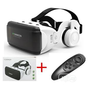 VR Glasses Shinecon Pro Virtual Reality 3D VR Glasses   Accessories for Mobile Phones & Tablets for sale in Lagos State, Lekki