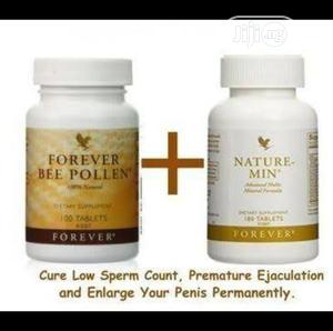 Forever Bee Pollen and Nature Min | Vitamins & Supplements for sale in Lagos State, Ikeja