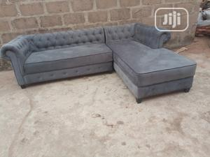 L Shape Chesterfield Design | Furniture for sale in Lagos State, Alimosho