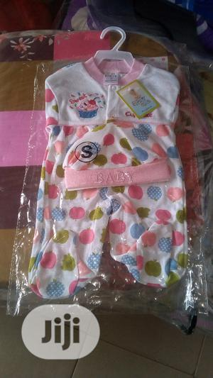 Baby Overall Woth Cap | Children's Clothing for sale in Lagos State, Agege