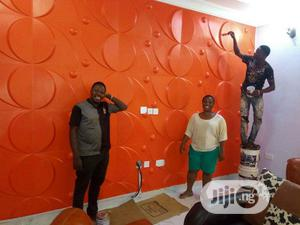 Stucco Designs Wall Screeding Wall Panel | Building & Trades Services for sale in Lagos State, Maryland