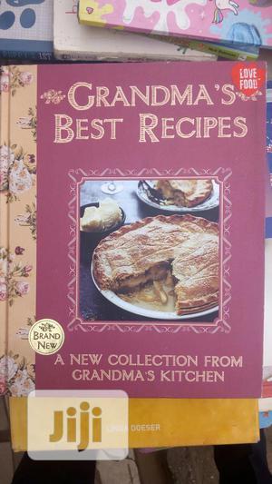 Cook Book Granma Recipe   Books & Games for sale in Lagos State, Surulere