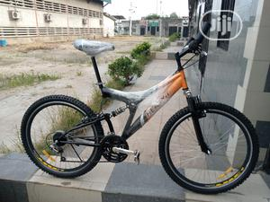 Sport Bicycle Dual Suspension | Sports Equipment for sale in Lagos State, Surulere