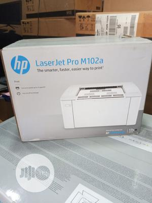 HP Laser Jet Pro M102a   Printers & Scanners for sale in Lagos State, Ikeja