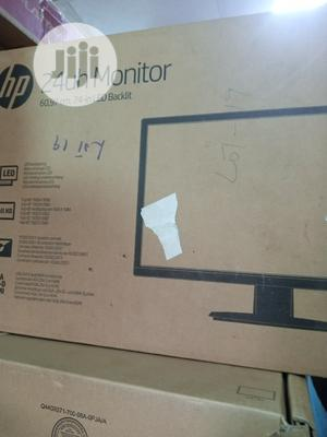 HP 24uh Monitor | Computer Monitors for sale in Lagos State, Ikeja