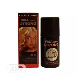 VIGA 50000 Long Time Delay Spray   Sexual Wellness for sale in Lagos State, Yaba