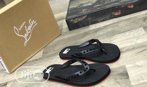 Louboutin Designer Slippers | Shoes for sale in Lagos State, Lagos Island (Eko)