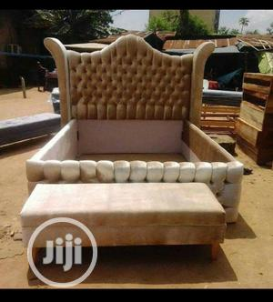 Executive Classic Bed Frame | Furniture for sale in Lagos State, Ikorodu