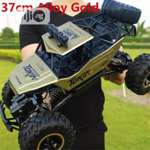 Large 4WD RC Cars Updated Version Radio Control RC Cars Toys   Toys for sale in Lagos State, Lekki