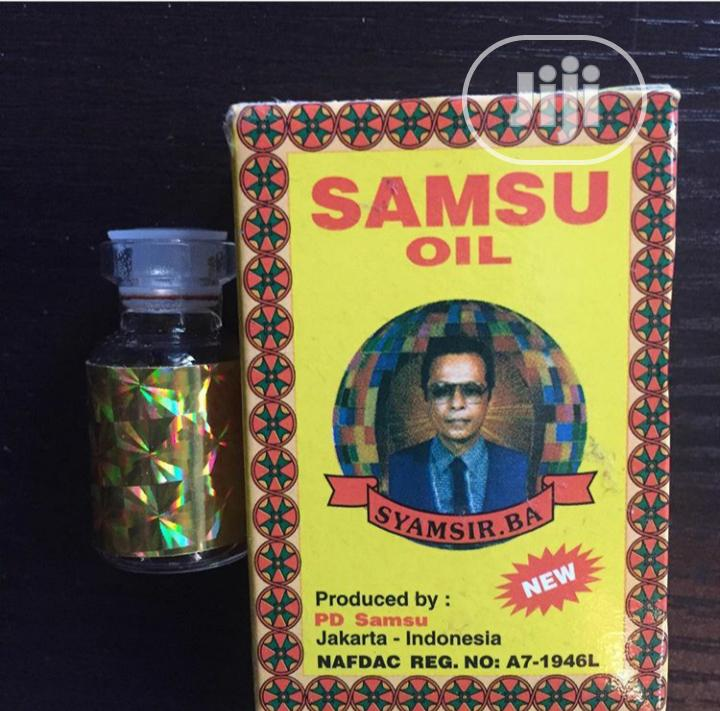 Samsu Ejaculation Delay Oil (For Long Lasting Sex)   Sexual Wellness for sale in Ikeja, Lagos State, Nigeria