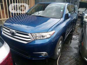 Toyota Highlander 2009 Blue | Cars for sale in Lagos State, Agboyi/Ketu