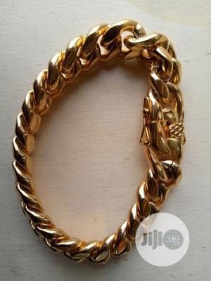 Original Hand Cuban Hand Chain   Jewelry for sale in Lagos State, Lagos Island (Eko)