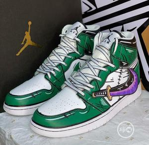 Air Jordan 1 High Double Knife. | Shoes for sale in Lagos State, Magodo