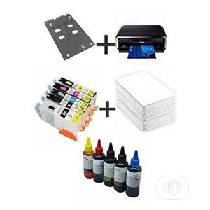 Complete Canon Id Card Producing Printer | Printers & Scanners for sale in Lagos State, Lagos Island (Eko)