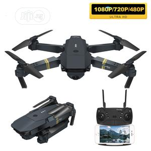 JY019 Wide Angle Foldable Wifi Pocket Drone | Photo & Video Cameras for sale in Lagos State, Ikeja