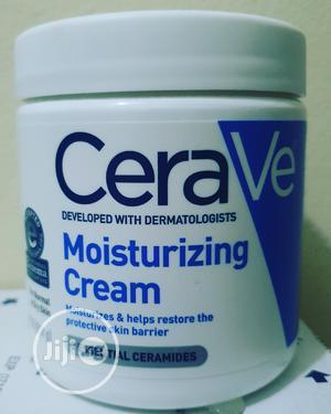 Cerave Moisturizing Cream 539g. | Bath & Body for sale in Lagos State, Oshodi