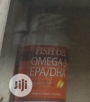 Fish Oil Omega 3 Epa/Dha   Vitamins & Supplements for sale in Lagos State, Ojo