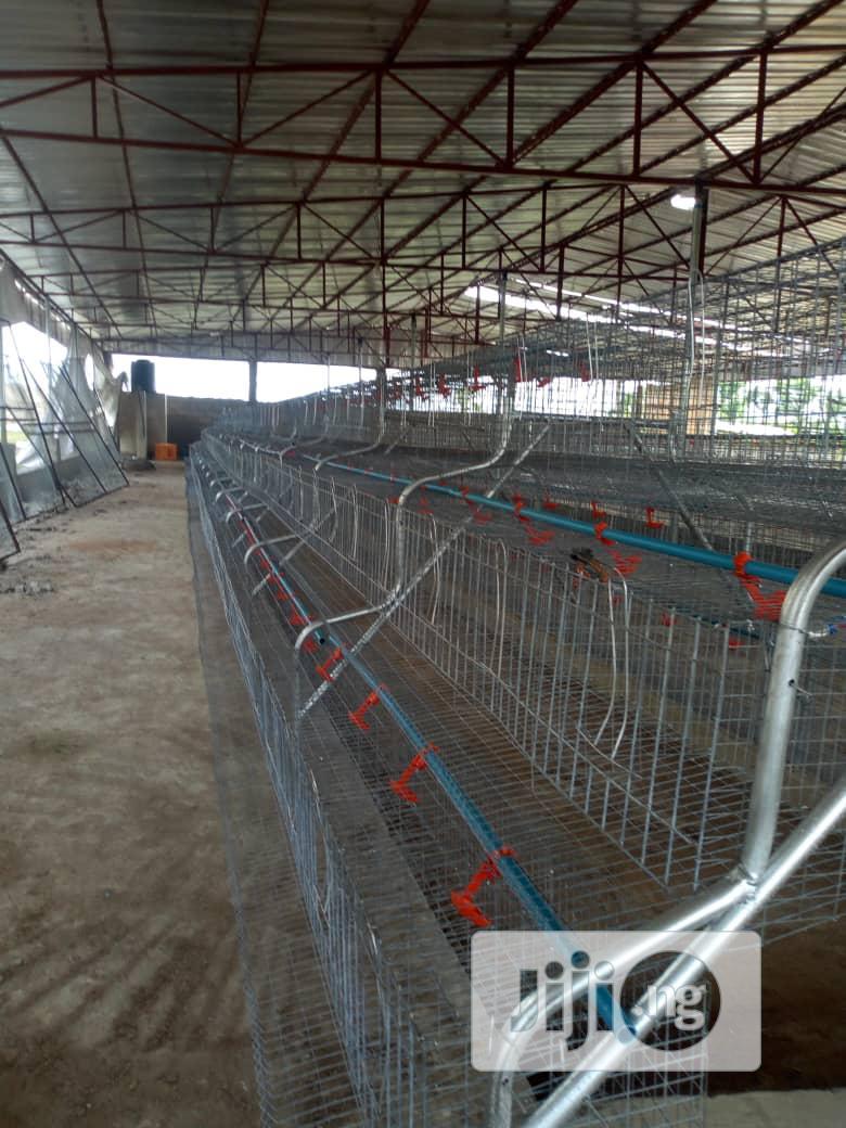 Archive: Galvanized Cage Fabricator In Nigeria