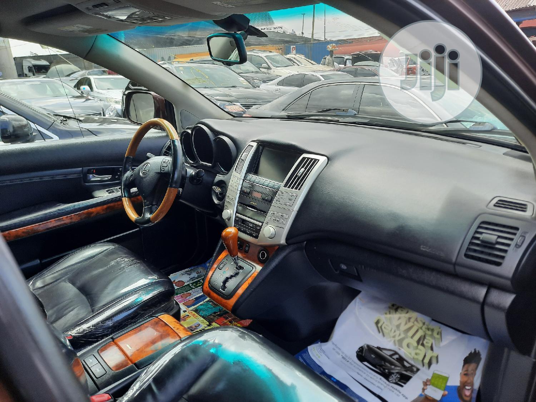 Archive: Lexus RX 2007 350 Brown