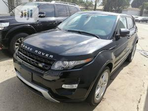 Land Rover Range Rover Evoque 2013 Black | Cars for sale in Lagos State, Apapa