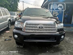 Toyota Sequoia 2015 Black | Cars for sale in Lagos State, Apapa