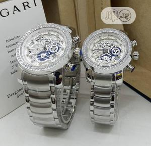 Bvlgari Male Female Watch   Watches for sale in Lagos State, Magodo