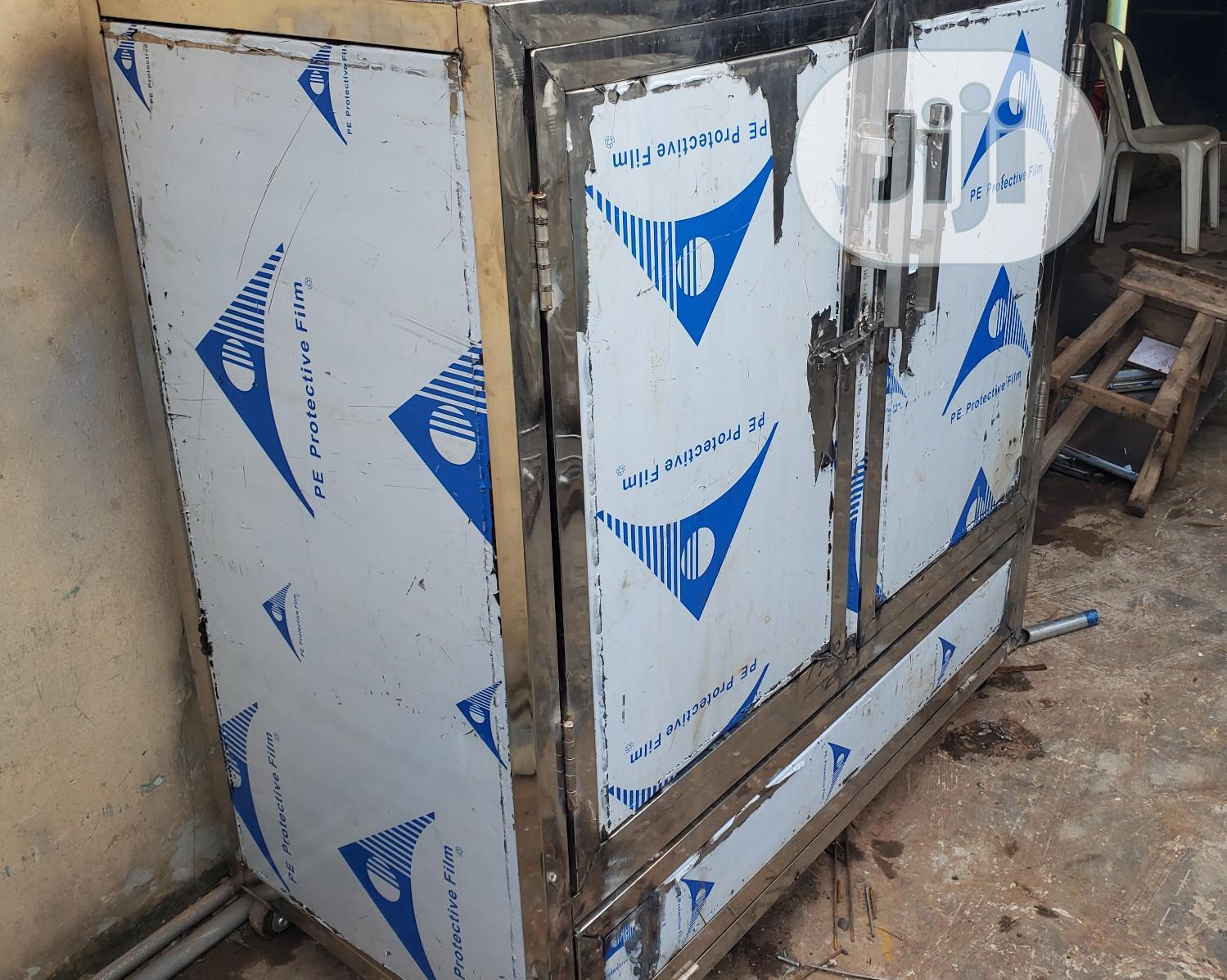 250 ×1kg Fish Smoking Kiln For Farmers