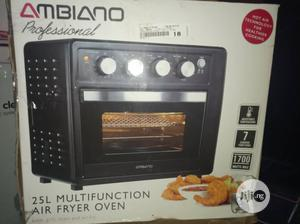 Ambiano Professional 25L Multifunction Airfryer Oven.1700wts | Kitchen Appliances for sale in Lagos State, Ojo