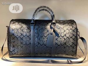 Coach Crested Print Duffle Bags   Bags for sale in Lagos State, Lagos Island (Eko)