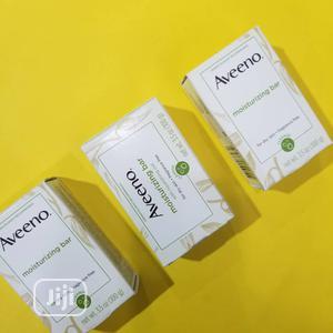 Aveeno Moisturising Bar Soap 100g X 1 | Bath & Body for sale in Lagos State, Oshodi