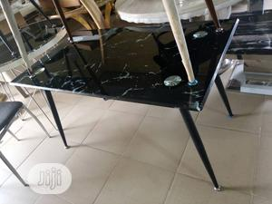 Quality Glass Dinning Table | Furniture for sale in Lagos State, Magodo