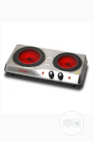Qasa Electric Cooking Plate (Qcp-2000) Ceramic   Kitchen Appliances for sale in Abuja (FCT) State, Jabi