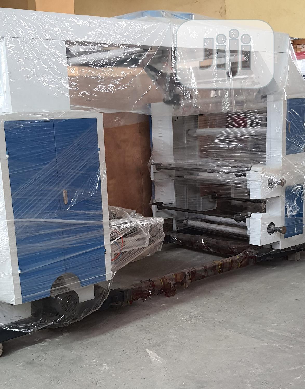 Flexo Nylon Printing Machine